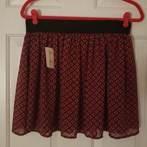 Brand New Forever 21 Skirt Size Large